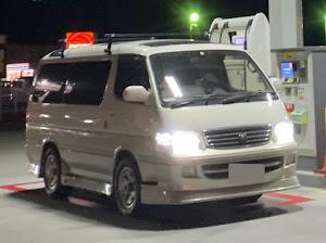 ハイエースワゴン KZH106G スーパーカスタムリミテッド H16年式のカスタム事例画像 ymatyさんの2019年10月18日12:10の投稿