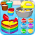 Cooking colorful cake file APK for Gaming PC/PS3/PS4 Smart TV