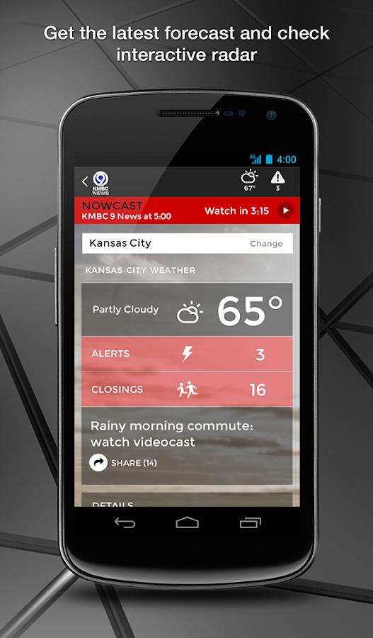 KMBC 9 News and Weather- screenshot