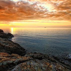 Fire! by Stefano Venturi - Landscapes Sunsets & Sunrises