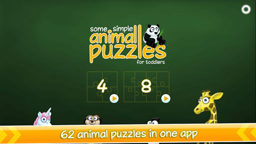 Fun Animal Puzzles for Babies
