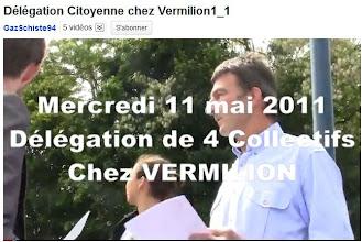 Photo: Délégation citoyenne chez Vermilion (part 1). http://www.youtube.com/watch?v=oqS1MaW5QFs&feature=channel_video_title