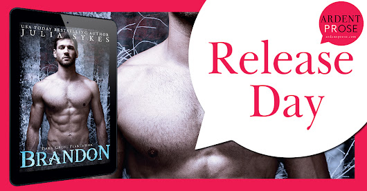 Release Blitz - Brandon (Dark Grove Plantation) by Julia Sykes