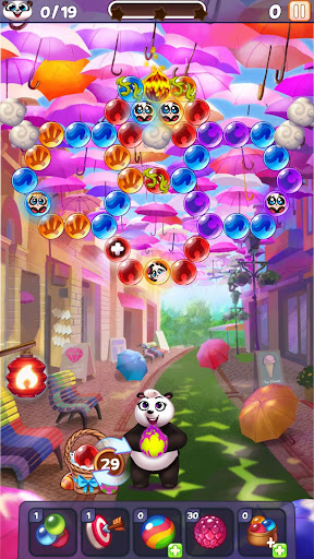 Bubble Shooter: Panda Pop! apktram screenshots 23