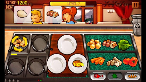 Cooking Master - screenshot