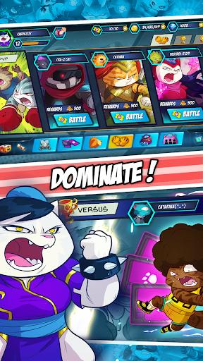 Tap Cats: Battle Arena (CCG) 0.3.1 screenshots 4