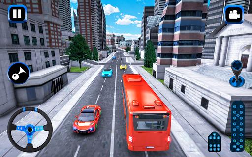 Modern Bus Parking Adventure - Advance Bus Games apkdebit screenshots 1