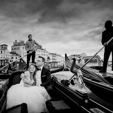 Wedding photographer Maciej Niesłony (magichour). Photo of 08.10.2016