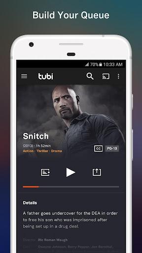 Tubi TV - Free Movies & TV 2.12.7 screenshots 4