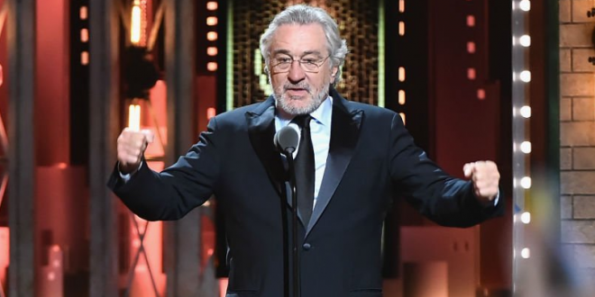 What an actor's vulgar anti-Trump tirade reveals about Hollywood - New York Axis