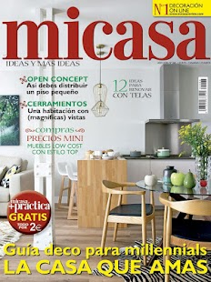 MICASA Revista- screenshot thumbnail