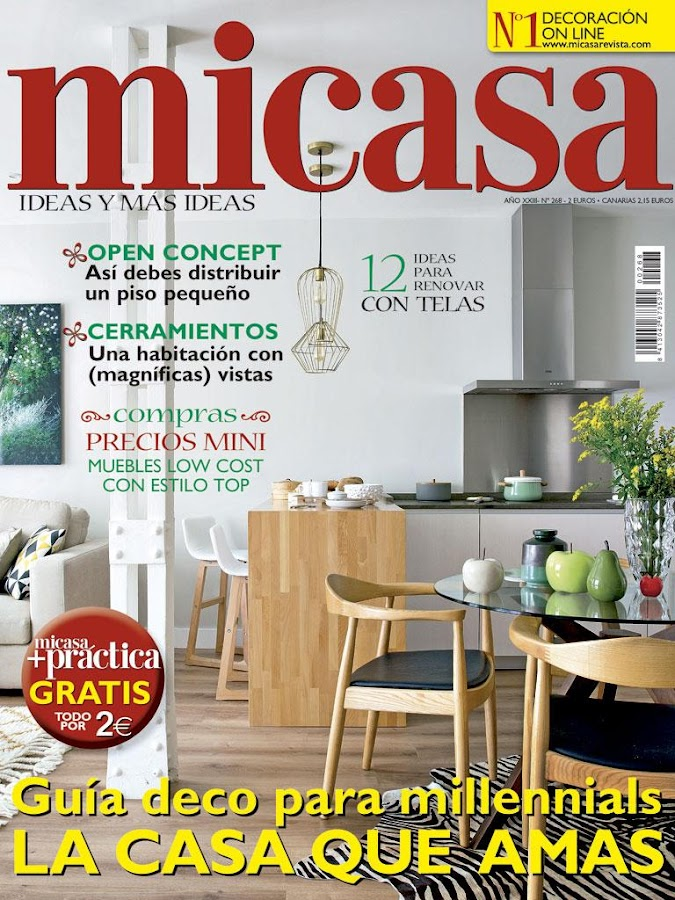 MICASA Revista- screenshot