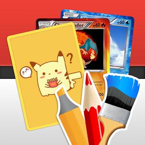 Card Maker for Pokemon GO