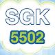 SGK 5502 (app)