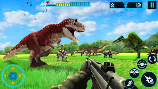 Deadly Dinosaur Hunter Deadly Dino Hunter Shores 1.0 screenshots 6