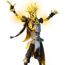 Oro Fortnite Skin Wallpapers HD New Tab