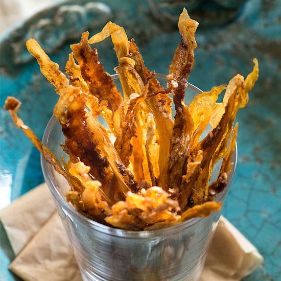 Eggplant No Fry Veggie Fries! Recipe