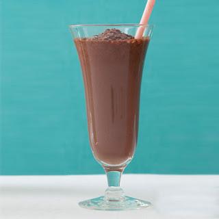 Chocolate Frozen Yogurt Smoothie Recipes.