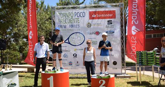 I Torneo Poco Frecuente de Tenis 'Irene Torres'