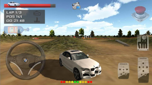 Grand Race Simulator 3D screenshot 3