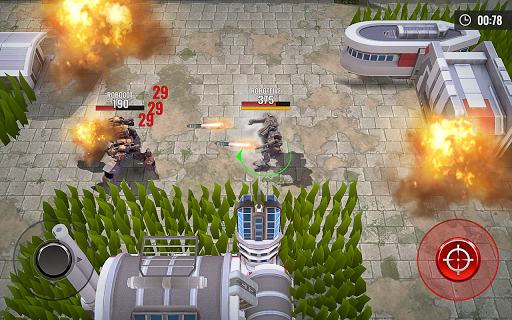 Robots Battle Arena screenshot 8