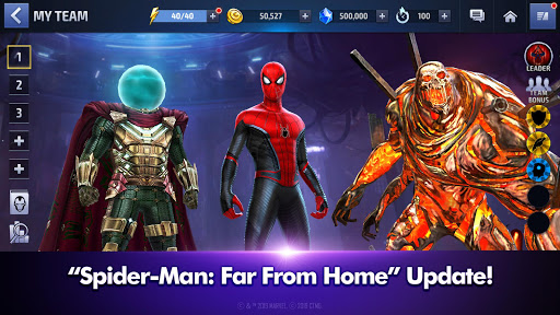 MARVEL Future Fight 5.2.0 screenshots 1