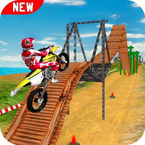 Tricky Bike Stuntman Rider