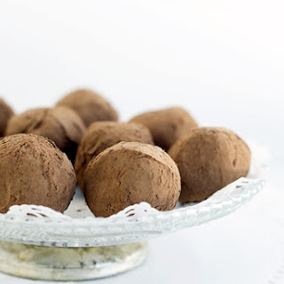 Bailey's Coffee Truffles.