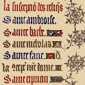 Catholic Calendar: Universalis icon