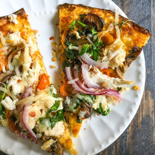 Chicken Mushroom Pizza Recipes