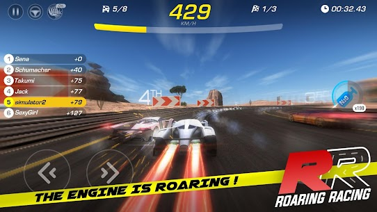 Roaring Racing MOD (Unlimited Rewards) 4