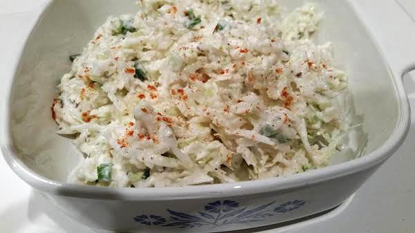 ~ Cassie's Awesome Slaw ~ Recipe