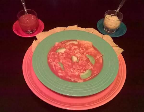 Mamasita's Southwest Soup Recipe