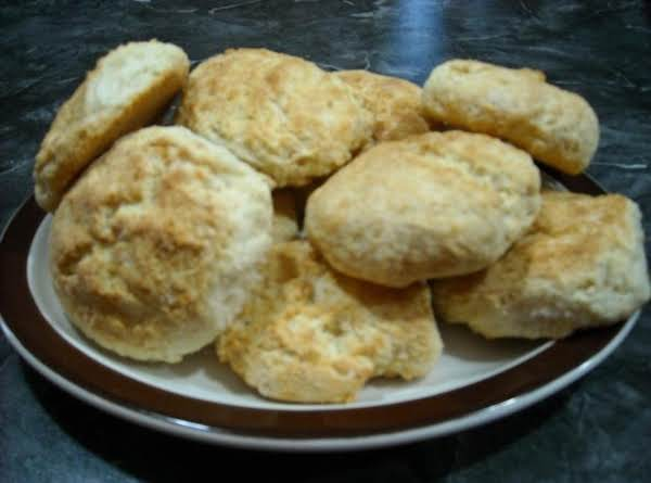 Flaky Sour Cream Biscuits