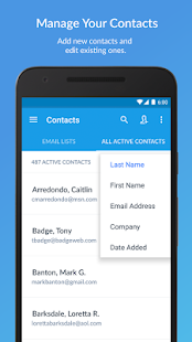 Constant Contact - Email Mktg- screenshot thumbnail