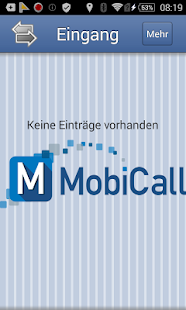 New Voice MobiCall - náhled
