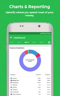 Hysab Kytab: Budgeting, Expense & Savings Tracker - náhled