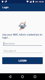 SMC Admin - náhled