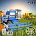 Farm Truck Driving School 2018: USA Farming Games icon