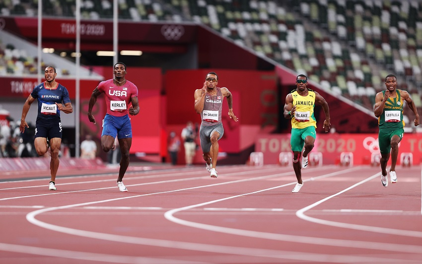 Relay offers SA last 'realistic' medal shot in Tokyo