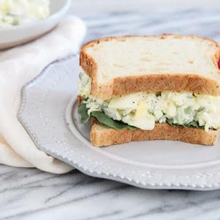Traditional Egg Salad
