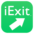 iExit Interstate Exit Guide icon