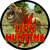 Forest Lion Hunting