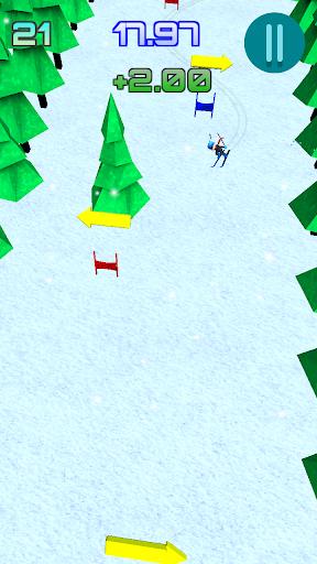 無料体育竞技AppのPathmaker - Mountain Skiing 3D|記事Game