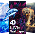 Live 4D Wallpaper 2020 : 4K Live Backgrounds icon