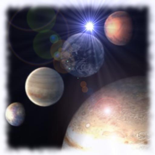 Planets Live Wallpaper Plus