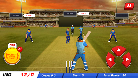 Power Cricket T20 Cup 2016 2.6 screenshot 626959