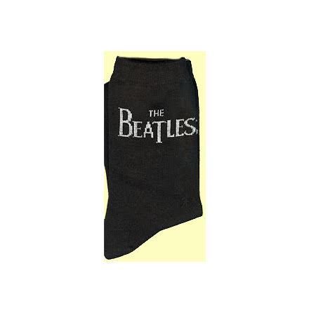 Beatles - Strumpor - Vågrät Logo - Stl 41-45