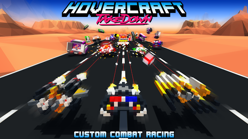 Hovercraft: Takedown apkpoly screenshots 7