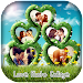 Love Photo Collage Icon